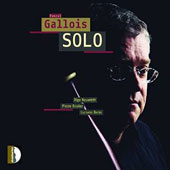 Solo Contemporary works for solo bassoon by Olga Neuwirth, Pierre Boulez & Luciano Berio / Pascal Gallois, solo bassoon