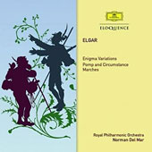 Elgar: Enigma Variations; Pomp and Circumstande Marches Nos. 1-5