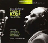 Count Basie: Blues Backstage [Live in Amsterdam, 1956]
