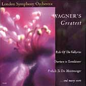 Wagner's Greatest: Ride of the Valkyries, etc
