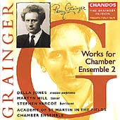 Grainger Edition Vol 14 - Music for Chamber Ensemble 2