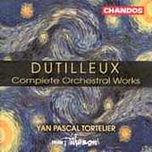 Dutilleux: Complete Orchestral Works / Tortelier, BBC