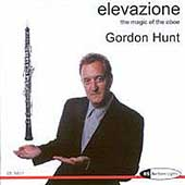 Elevazione - The Magic of the Oboe / Gordon Hunt
