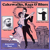 Various Artists: Cakewalks, Rags & Blues - Military Style