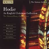 The Sixteen Edition - Hodie / Christophers, The Sixteen