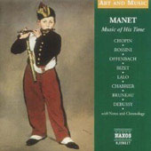 Music of His Time - Manet