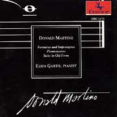 Martino: Fantasies and Impromptus, etc / Eliza Garth