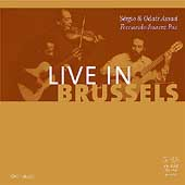 Live in Brussels / Sergio Assad, Odair Assad, et al