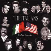 Various Artists: The Italians: The Next Generation