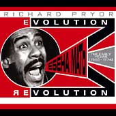 Richard Pryor: Evolution/Revolution: The Early Years (1966-1974) [PA]