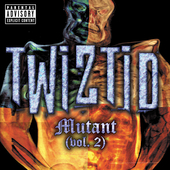 Twiztid: Mutant, Vol. 2 [CD+DVD] [PA]