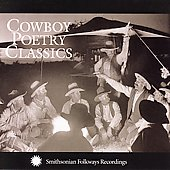 Various Artists: Cowboy Poetry Classics