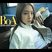BoA (Korea): Listen to My Heart [Album]