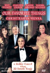 Our Favorite Things: Christmas In Vienna [DVD]