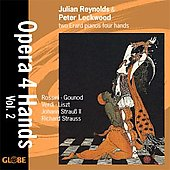 Opera Four Hands Vol 2 / Julian Reynolds, Peter Lockwood