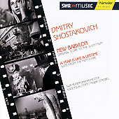 Shostakovich: New Babylon, A Year is Like a Lifetime