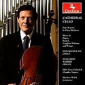Cathedral Cello - Dupré, Mathews, etc / Moline, Ramirez
