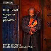 Dean: Composer and Performer / Young, Wolff, Sydney Symphony Orchestra, et al