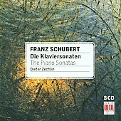 Schubert: Piano Sonatas / Zechlin