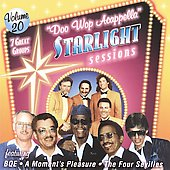 Various Artists: Doo Wop Acappella Starlight Sessions, Vol. 20