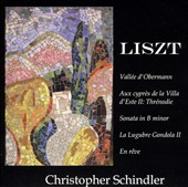 Christopher Schindler Plays Liszt