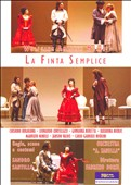 Mozart: La Finta Semplice [DVD Video]