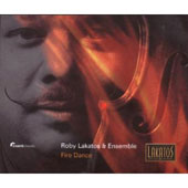 Roby Lakatos (Violin): Fire Dance