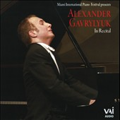 Alexander Gavrylyuk In Recital 2007