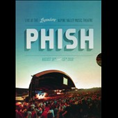 Phish: Live at the Legendary Alpine Valley Music Theatre