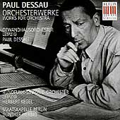 Dessau: Works for Orchestra / Dessau, Kegel, Herbig