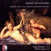 Amanti, io vi sò dire / Baroque music for Theobro