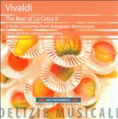 Vivaldi: The Best of La Cetra II / Guglielmo