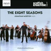 The Eight Seasons / Piazzolla, Vivaldi