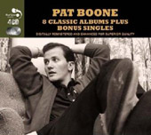 Pat Boone: Eight Classic Albums