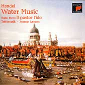 Händel: Water Music, etc / Lamon, Tafelmusik