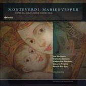 Monteverdi: Marienvesper / Werdensis, Cantorey, Hannover, Palatino