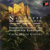Schubert: Symphonies no 4 & 8