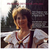 Devienne: Bassoon Quartets / Walker, Alexander Quartet
