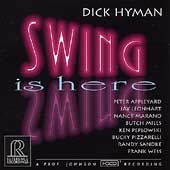 Dick Hyman: Swing Is Here