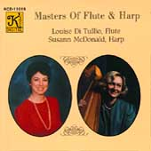 Masters of the Flute & Harp / DiTullio, McDonald