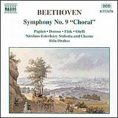 Beethoven: Symphony no 9 / Drahos, Papian, Donose, et al