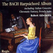 The Bach Harpsichord Album