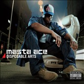 Masta Ace: Disposable Arts [PA] [Digipak]
