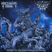 Nocturnal Fear/Seges Findere: Allied for the Upcoming Genocide [EP]