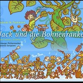 Andreas N. Tarkmann (b.1956): Jack and the Beanstalk / Malte Arkona; Francesco Savignano