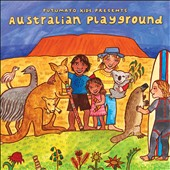 Various Artists: Putumayo Kids Presents: Australian Playground [Digipak]