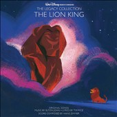 Original Soundtrack: Legay Collection: The Lion King [6/24]