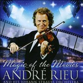 Johann Strauss Orchestra/André Rieu: Magic of the Movies [CD & DVD]