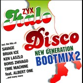 Various Artists: Italo Disco New Generation Boot Mix, Vol. 2