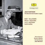 Jean Martinon: The Deutsche Grammophon Legacy